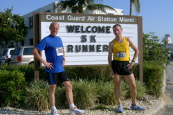 Titelbild des Albums: Coast Guard Air Station Miami 5K